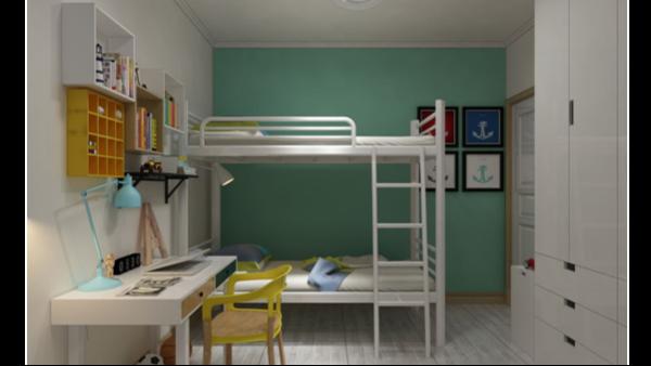 家用的上下铺铁床一般都是什么样的?