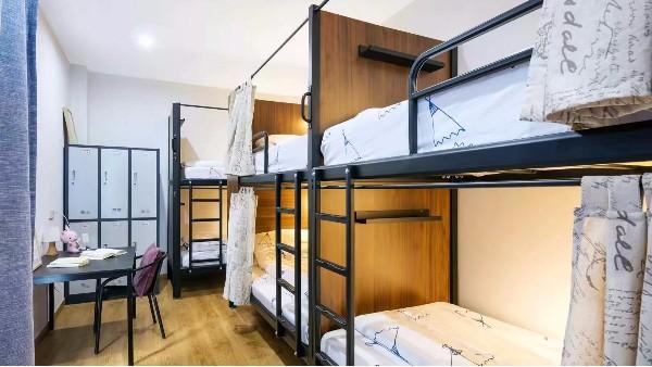 上下铺铁床睡觉的区别(2)