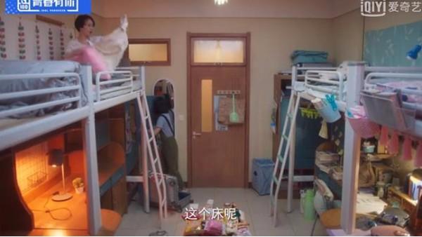 学校宿舍公寓床刮起了时尚风