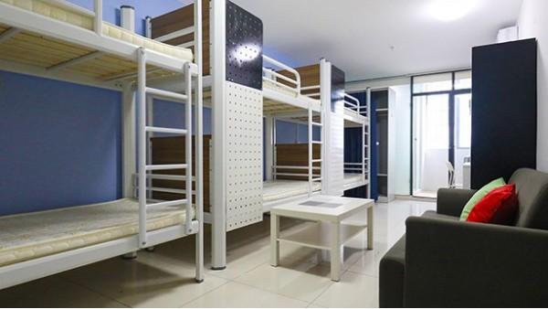 一款优秀的学生公寓床应该这样设计!