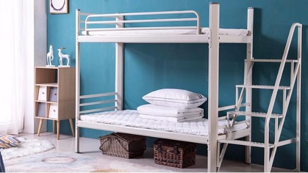 学生公寓床最重要的是用料和安全设计