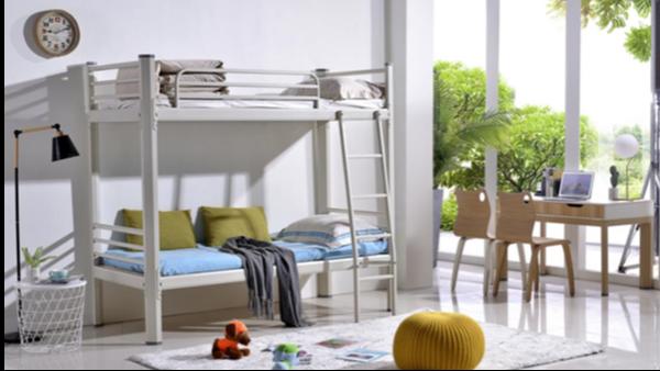 体育生的宿舍公寓床,要可以翻跟头