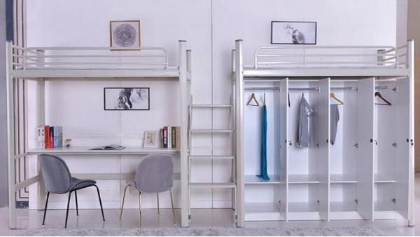 怎么才能买到质优价廉的学生公寓床呢?