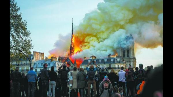 宿舍家具用料怎么选?由巴黎圣母院失火想到的