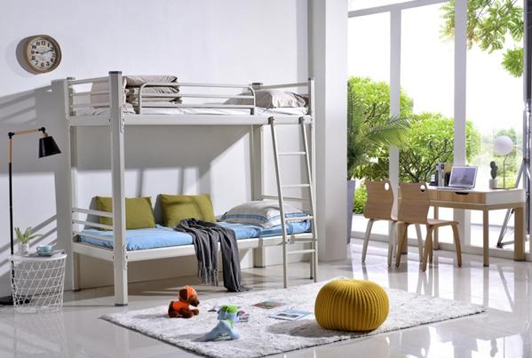 高架公寓床