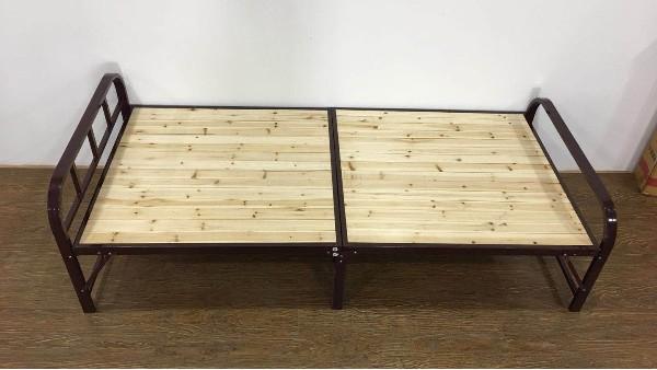 单层铁床铁艺床折叠床公寓床