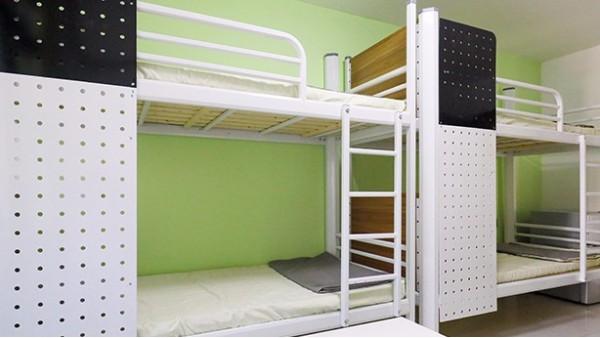 怕宿舍双层床梯子突然掉下来,如何破解?