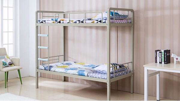 员工铁架床平时的维护保养