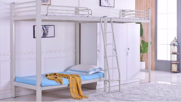 来光彩,为您定制宿舍公寓床整体配套方案