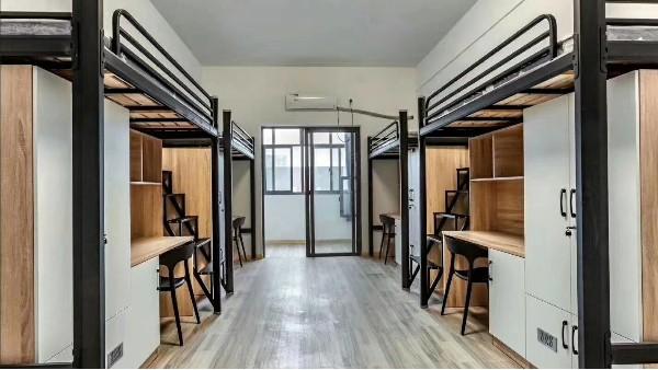 工厂使用的公寓床和大学生公寓床有那些区别?