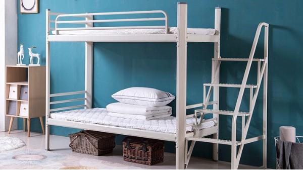 采购选择双层铁床时要注意的方面