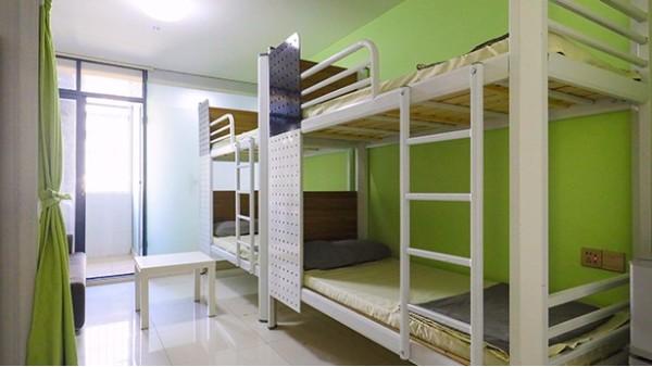 学校宿舍上下铺铁床尺寸是多少?