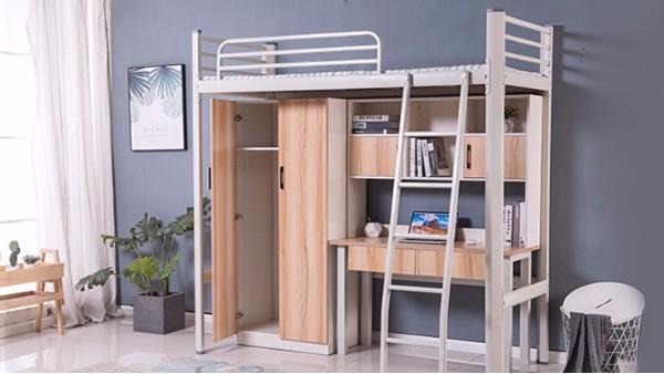 公寓床的构成要素和选购方式