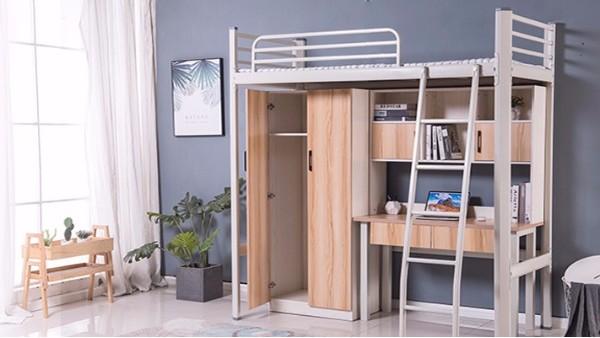 公寓床上床下桌的优点和缺点