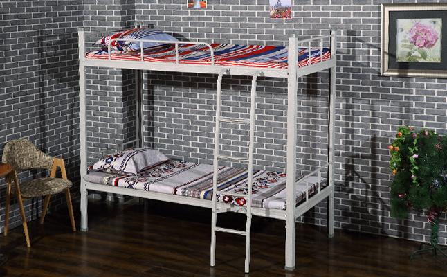员工宿舍高低铁架床