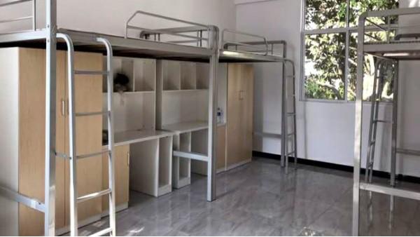 钢制公寓床更经济更适用
