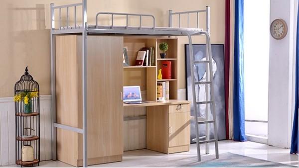 3点教你如何买到优质的钢制公寓床