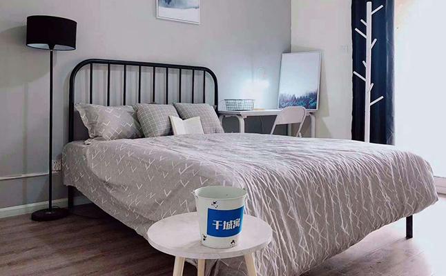 宿舍单人床