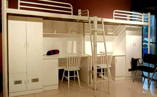 公寓床架子床