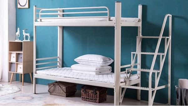 大学生宿舍床的材质你知道都有什么?