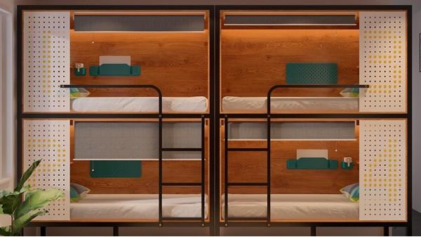 厂家批发钢制公寓学校学生员工宿舍成人高低双层铁架床上下铺铁床
