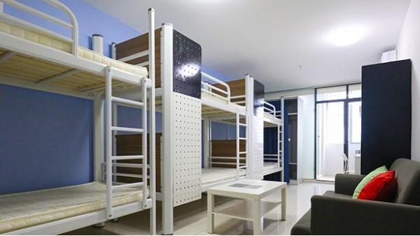 优质上下铺铁床光彩家具完成一站式采购