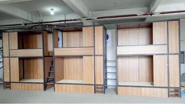 公寓床的质量对使用者有很大的影响
