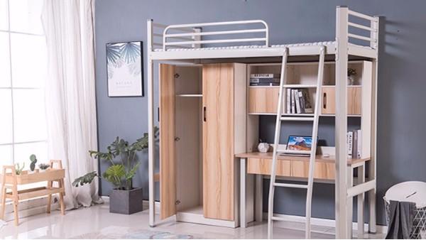 组合公寓床越来越受到大众的欢迎