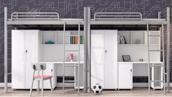 采购大学生公寓床主要需要参考的几个方面