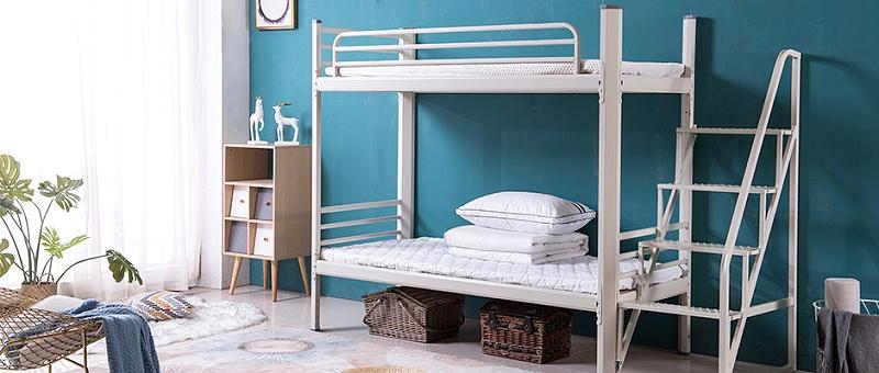 宿舍铁架床