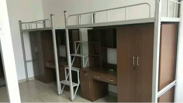 浙江天联机械是怎么样挑选宿舍公寓床的