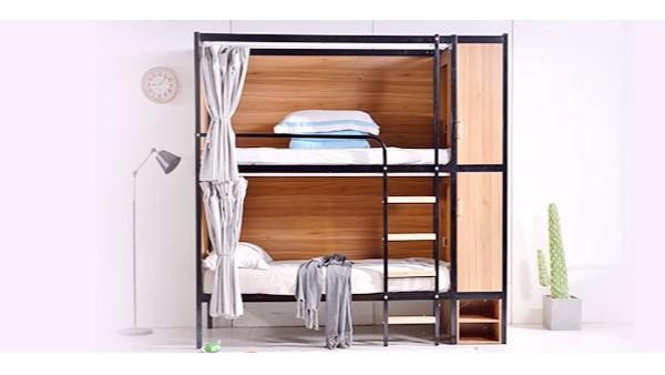 封板床、隐私床、太空舱、胶囊床……这套员工宿舍床到底该如何称呼