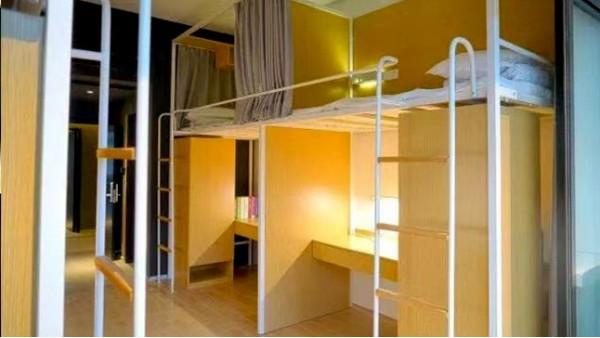 员工宿舍公寓床是选择木质结构的还是钢制结构的?