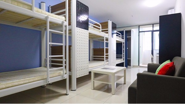员工双层床如何实现静音安全的?