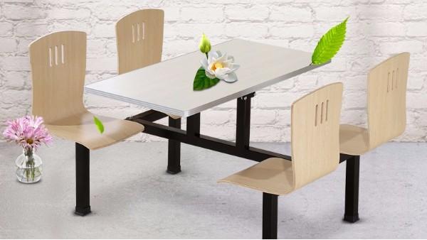 各种食堂餐桌椅设计,你喜欢哪种餐桌?