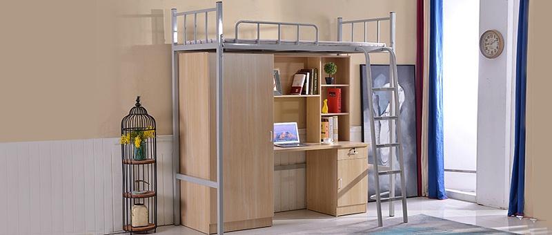 大学生宿舍公寓床