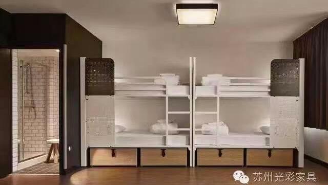定制公寓上下铺铁床,这些细节不要忽略