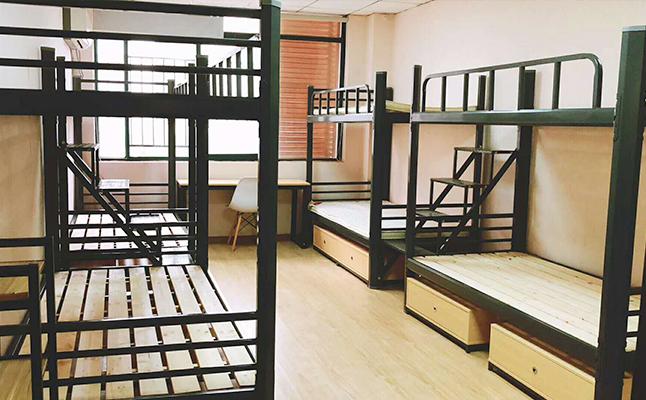 员工宿舍铁架床