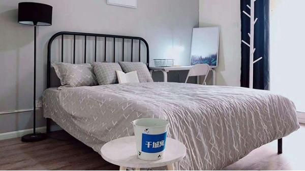 为什么现在越来越多的公寓会选择铁艺床呢?