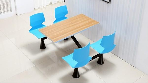 如何选择食堂快餐桌的桌面材质