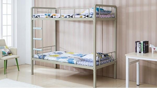 选择上下铺木床,光彩家具上下铺木床实用
