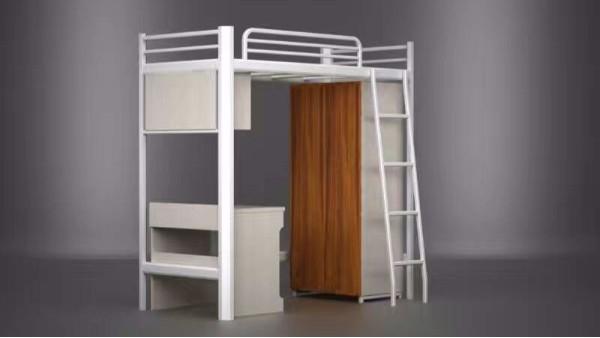 宿舍公寓床浙江天联机械是怎么样挑的