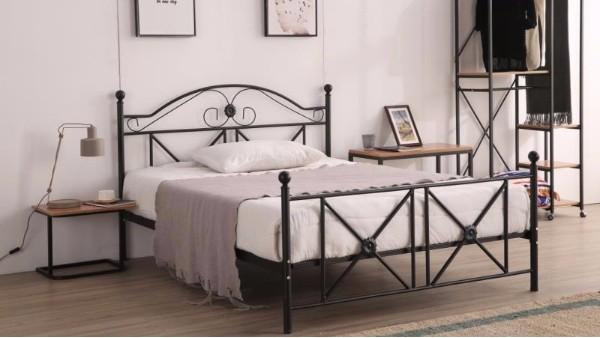 昆山雅客公寓选择单层铁艺床的宗旨