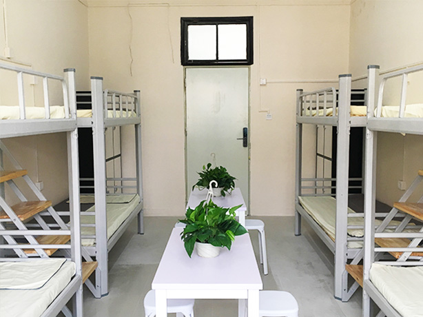 宿舍双层铁床