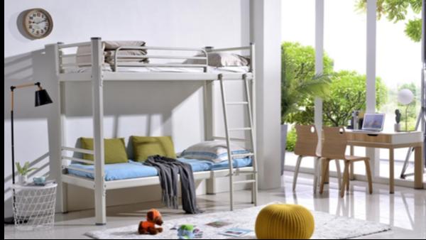 9个步骤为你解读铁架上下床的生产工序