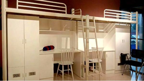 公寓床的喷涂应该采用静电粉末工艺