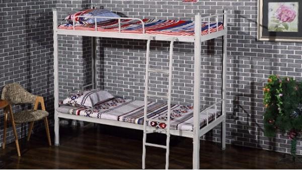 家用铁架床的三种不同风格