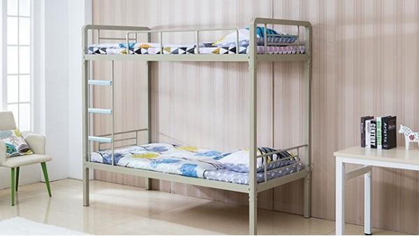 学校上下铺铁床价格一般是多少呢?