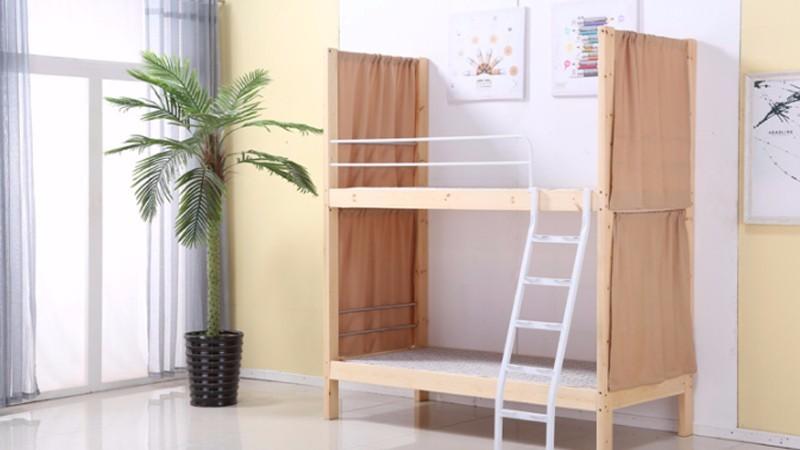 木床上下铺 钢制爬梯