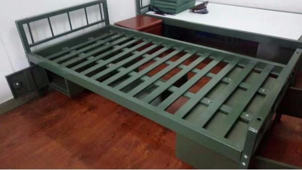 在哪里能买到部队用的单人铁床?